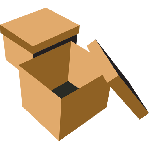packaging boxes-icon