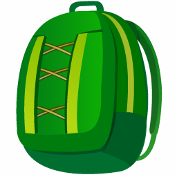 sports backpack-icon
